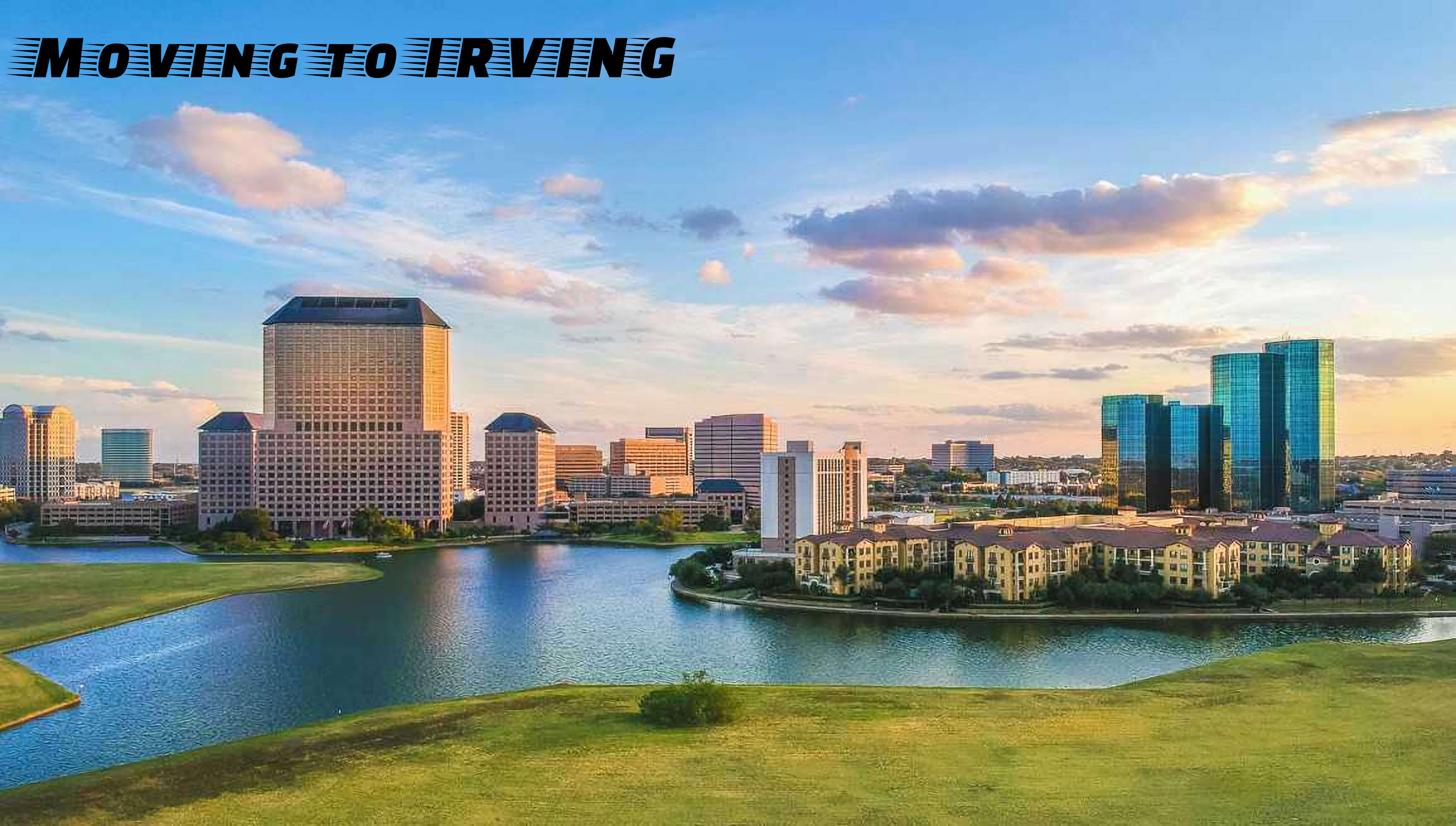 Irving moving services